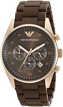 6ae2cfc4dce Relógio Empório Armani masculino AR5890 - Lojas Factory - Relógios ...