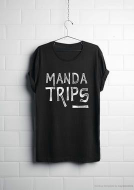 Camisa Manda Trips