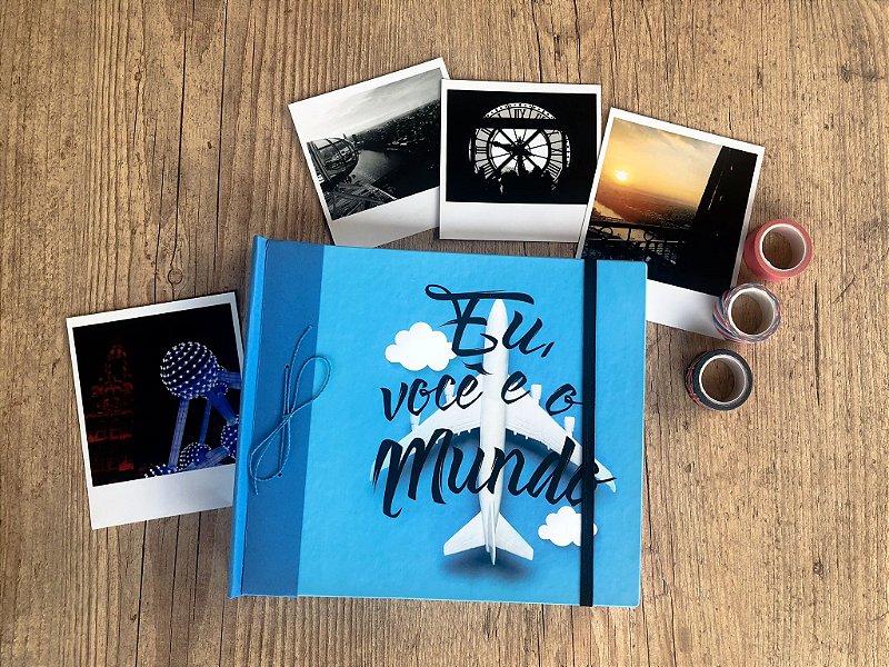 Álbum de Fotos  -  Eu, Você e o Mundo