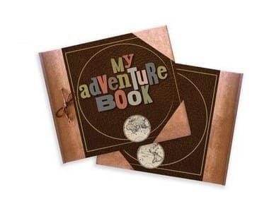 Álbum de Fotos - My Adventure Book