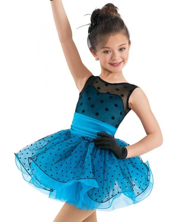 Vestido de Ballet - Linda Bonequinha de bolinha