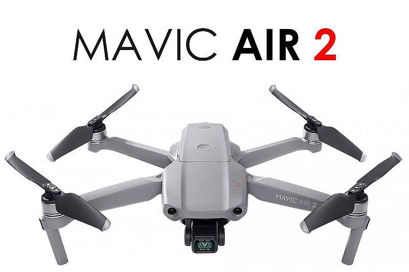 Drone DJI Mavic Air 2 (BR) - FlyPro - A melhor loja de ...