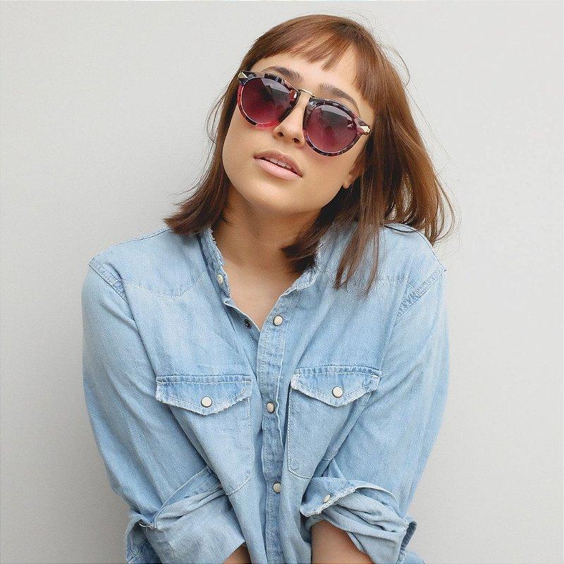 Óculos de Sol Zocla | Floral