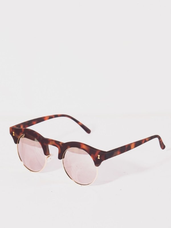 Óculos de Sol Zocla | Retro Espelhado