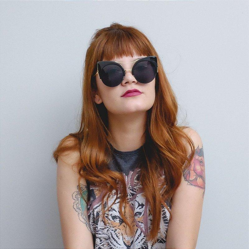 Óculos de Sol Zocla | Gatinho Black