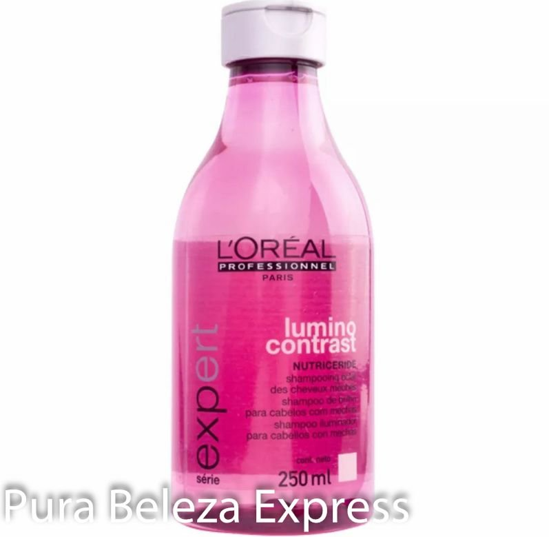 Shampoo Loréal Profissional Lumino Contrast 150ml