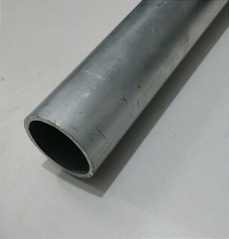 Tubo redondo de aluminio 2 x 1 8 5 08cm x 3 17mm - Tubo de aluminio redondo ...