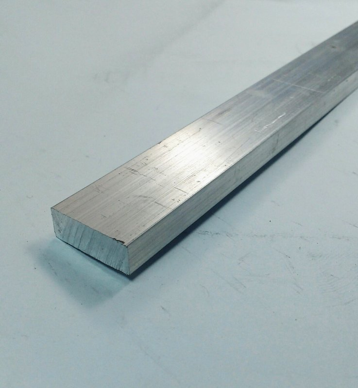 Barra chata de aluminio alum nio alure - Barras de aluminio huecas ...