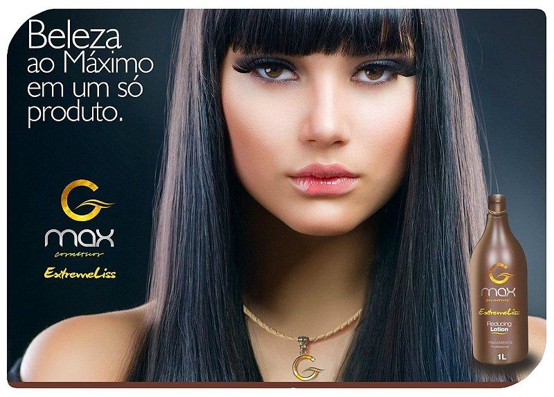 G Max Extreme Liss - Escova Progressiva Inteligente