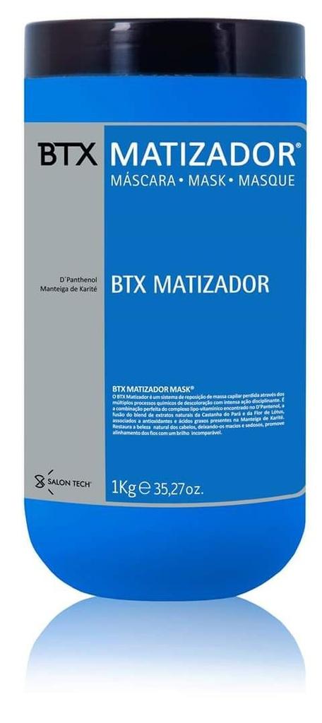BTX Matizador - Botox Capilar
