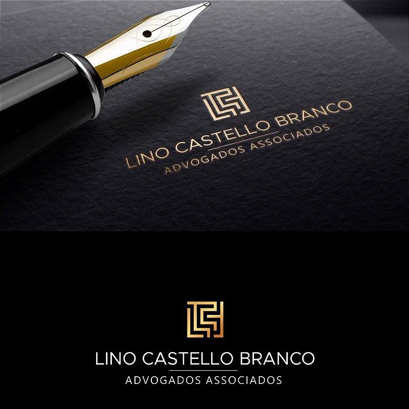 Logotipo, Cartão de Visita, Papel Timbrado e Envelope