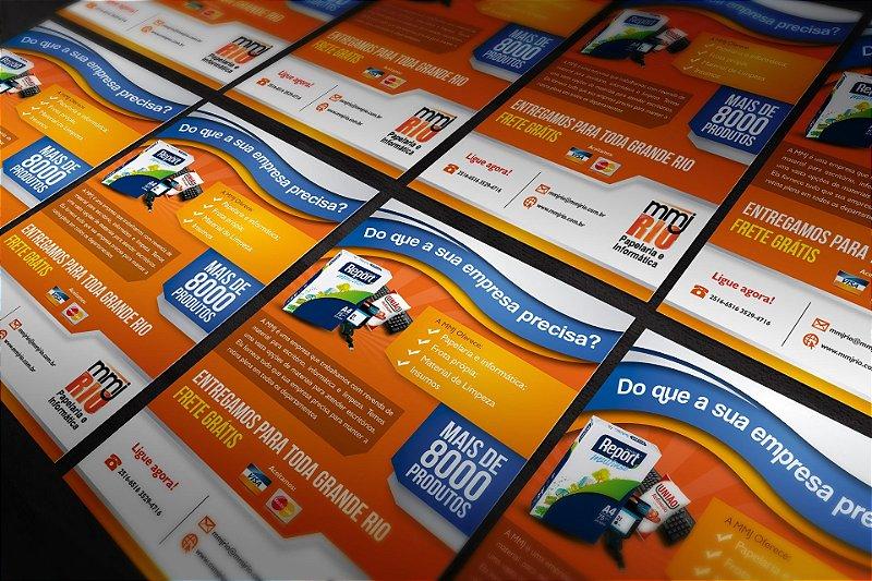 Logotipo, Cartão de visita, Papel timbrado, Capa de Facebook, Assinatura de e-mail E Panfleto Virtual