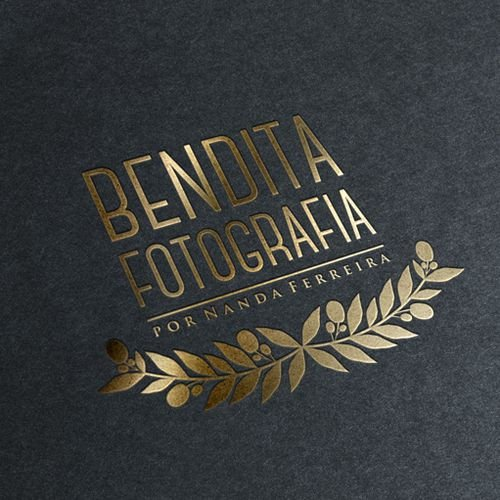 Projeto de logotipo para Fotofrafia desenvolvido por Designer de logotipo profissional