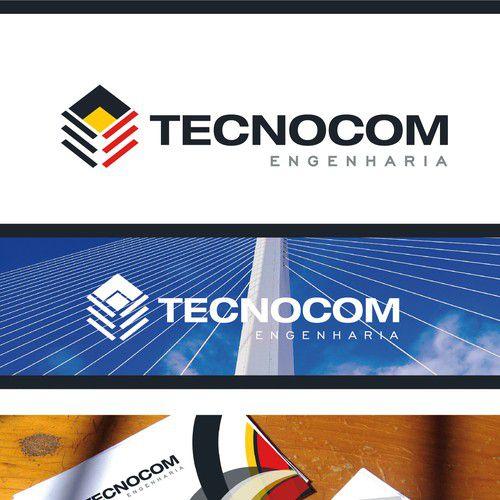 Logotipo + Cartão de Visita + Papel Timbrado+ Pasta e Envelope