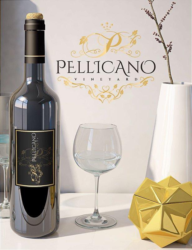 Criação de Logotipo Profissional para Adegas e Vinhos