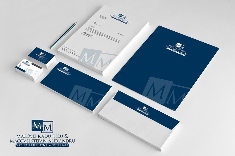 Logotipo, papel timbrado, envelope carta,  pasta, capa do facebook, asinatura de email