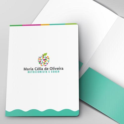 Logotipo ( logo design), Cartão de Visita, Papel Timbrado, Receituário e Capa do Facebook