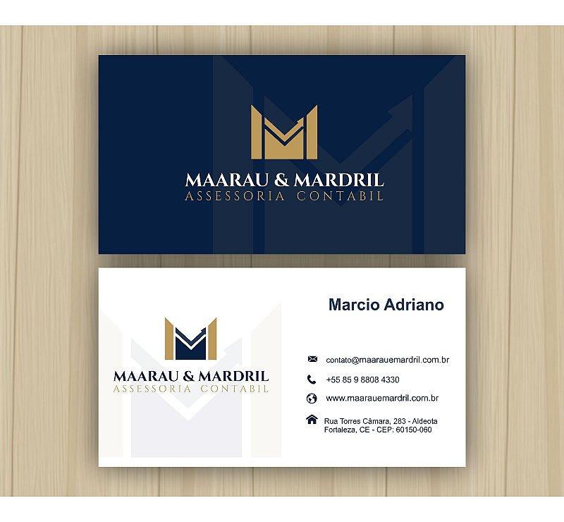 Logotipo, Cartão de Visita, Envelope, Papel Timbrado e Pasta