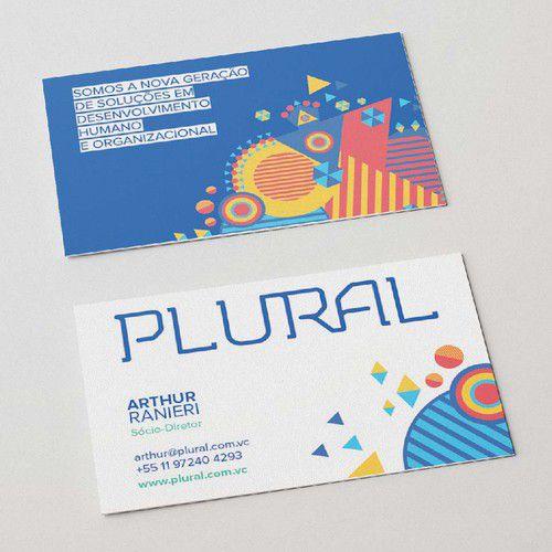 Criação de Logotipo e Design de Cartão de Visitas