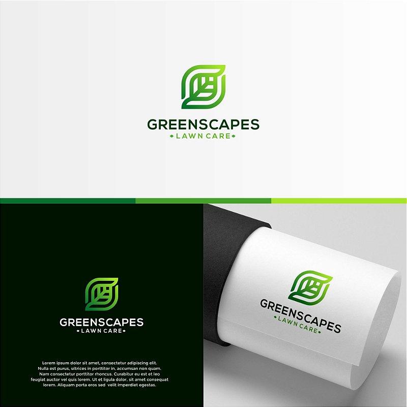 Criação de Logotipo e Identidade Visual Empresa Jardinagem e Paisagismo