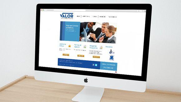 Logotipo, Cartão de Visita, Papel Timbrado E Site Corporativo