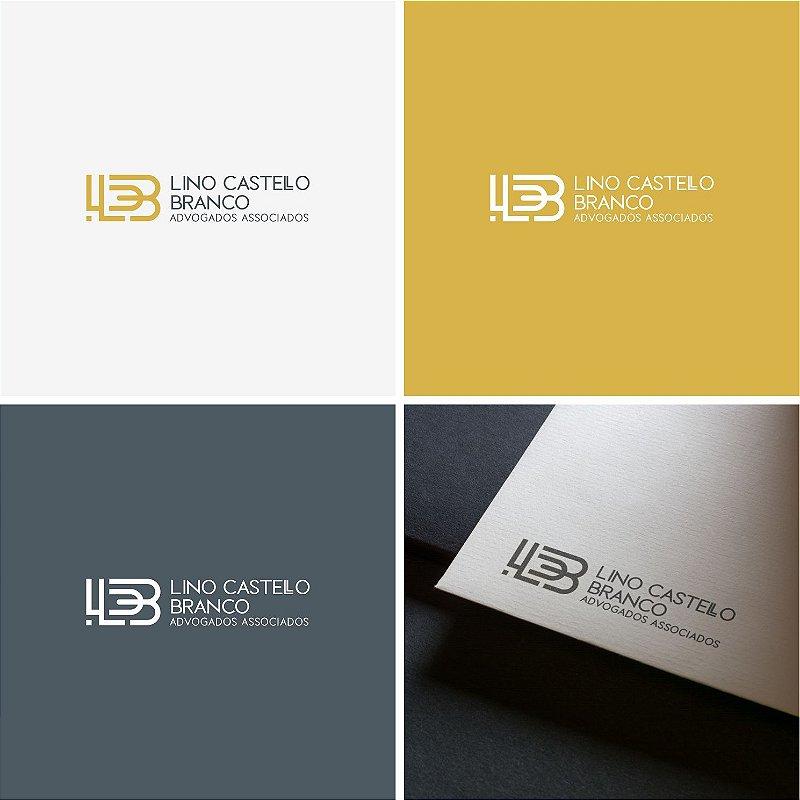 Logotipo, Papel Timbrado, Envelope Carta, Receituário e Pasta