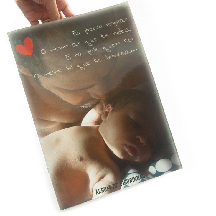 Álbum de Figurinhas Love