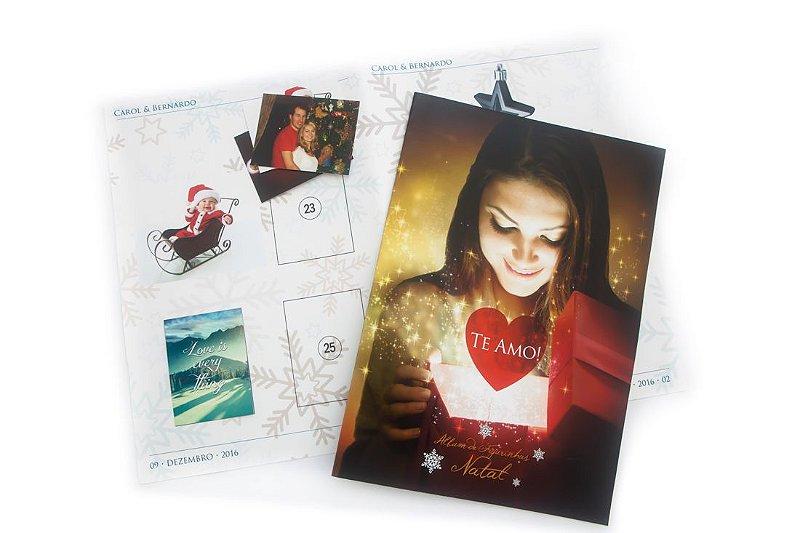Álbum de Figurinhas Christmas