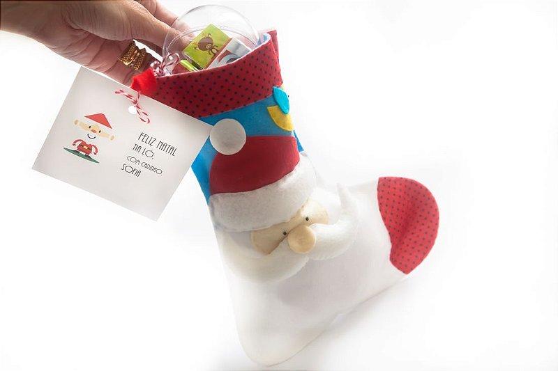 Bota / Sacola Christmas