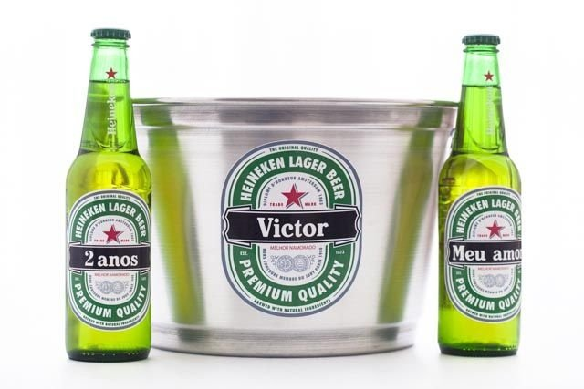 Balde Beer/ Long Neck / Rótulos