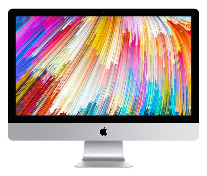 Apple iMac 2017 / 2018 Tela 27 5K MNE92BZ/A com Intel Core i5 quad core de 3,4GHz 8GB 1TB Fusion drive - Radeon Pro 570 4 GB MNE92