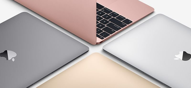 "MACBOOK 12"" 2017 / 2018 INTEL CORE I5 1,3GHZ 8GB MEMORIA 512GB SSD Intel HD Graphics 615 Todas as cores - MNYG2 - MNYJ2 - MNYL2 - MNYN2"