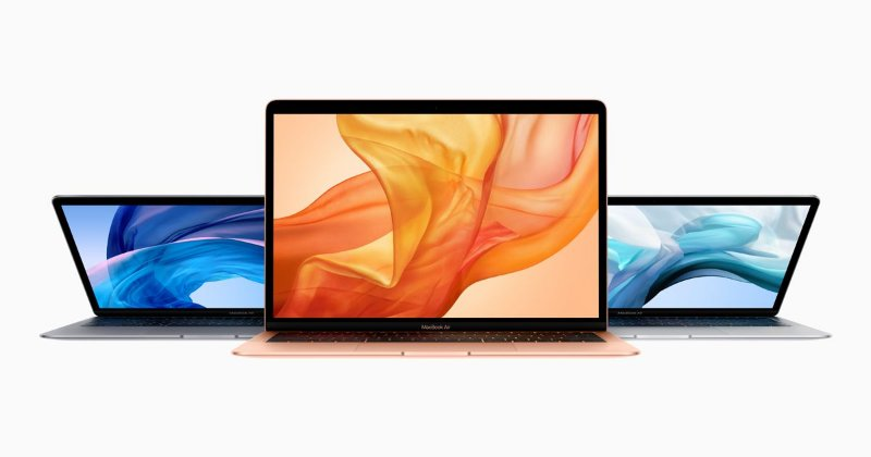 Macbook Air Retina 13 2019 I5 1.6 ghz 8gb 256gb Todas as Cores MVFJ2 MRE92 Space Gray MVFN2 MREF2 Gold MVFL2 MREC2 Silver
