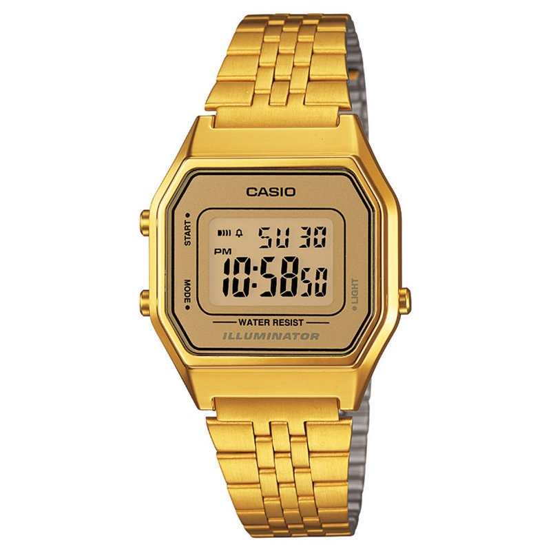67b9f55df81 Relógio Casio Vintage LA680WGA-9DF - Radical Place - Loja Virtual de  Produtos Esportivos