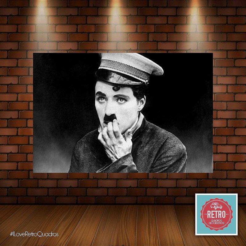 Quadro Charles Chaplin