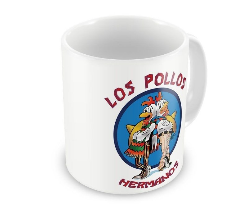 CANECA LOS POLLOS HERMANOS