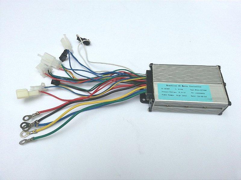 Controladora 36 Volts Maxx 350W