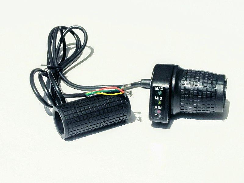 Acelerador c/ Painel JS 72