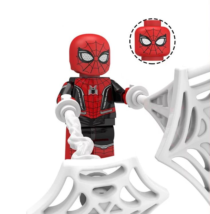 Boneco Homem Aranha Longe De Casa Lego Toy Store Bonecos