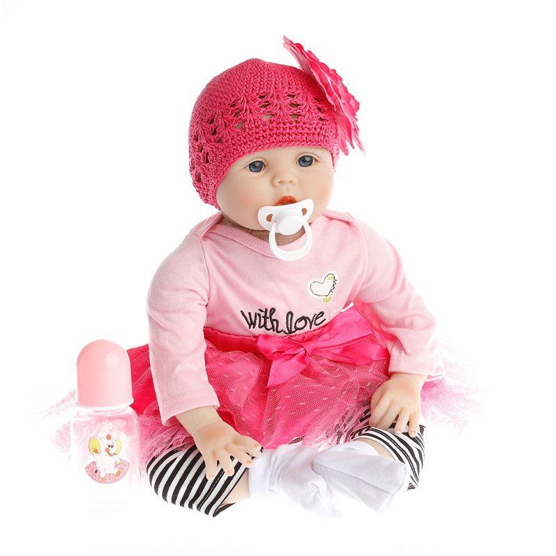 Bebê Reborn Camila Pronta Entrega