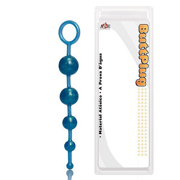 Plug Boll 18 x 2,5 cm - AC011