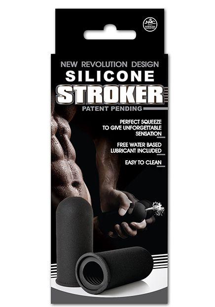 Masturbador Silicone Stroker - NAN101
