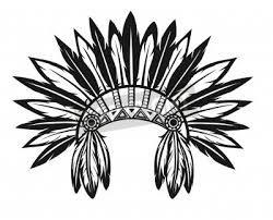 Cocar Indígena simples