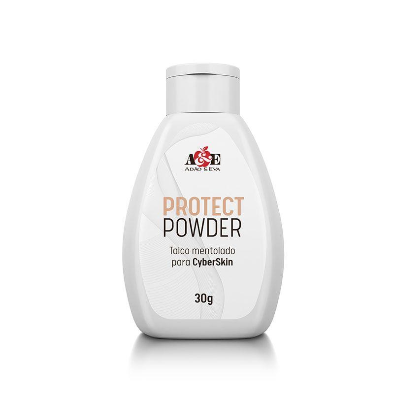 Protect Powder - Talco Mentolado para CyberSkin 30 gr - CO425