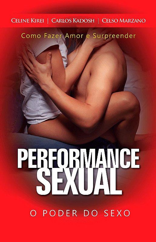 Livro Performance Sexual o poder do sexo