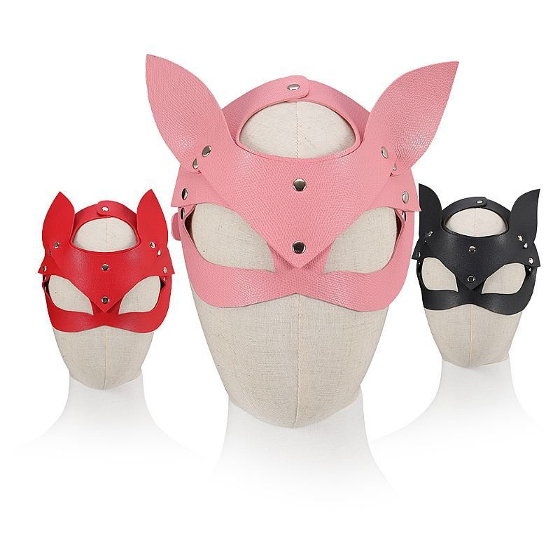 Mascara Mulher Gato - 6589