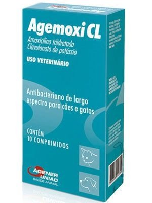 Agemoxi CL (50mg e 250mg)
