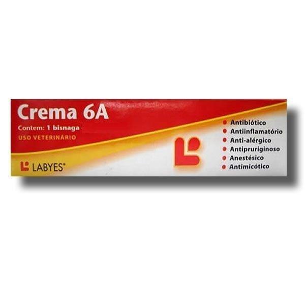 Crema 6A (15g e 30g)