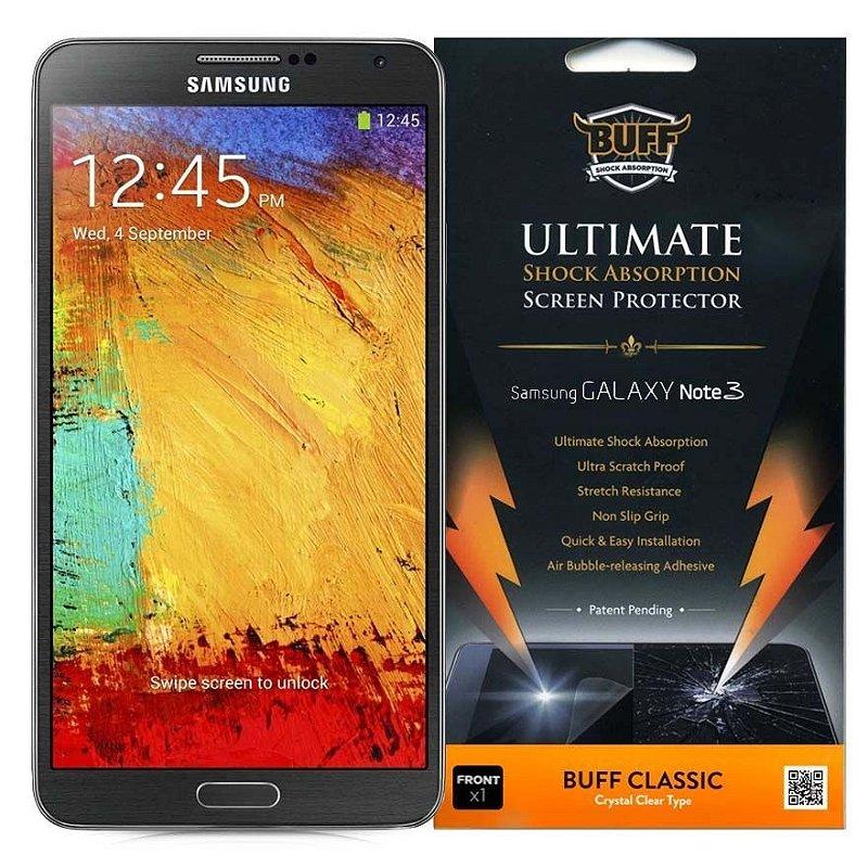 Película Buff anti-impacto Samsung galaxy Note III - N9005