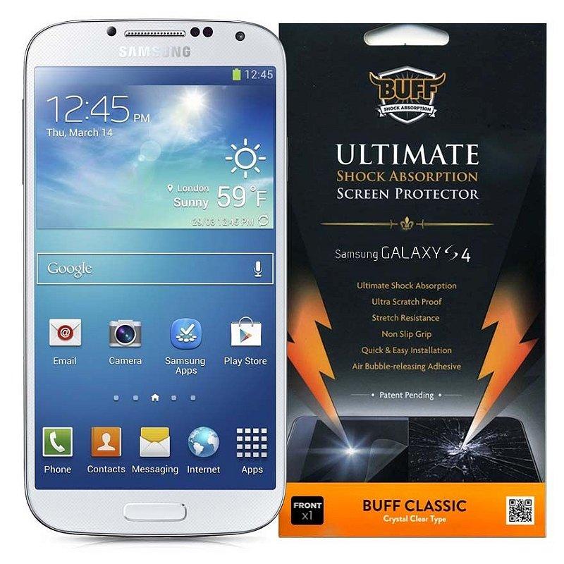 Película Buff anti-impacto Samsung galaxy s4